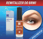 "Rejuvi ""E"" Eyebrow Revitalizer – rewitalizer do brwi - REJUVI LABORATORY"