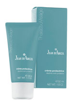 Travel Size: Creme Protectrice, Dermal Age Defy Light - JEAN D'ARCEL COSMETIQUE