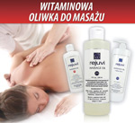 "Witaminowa oliwka do masażu – Rejuvi ""m"" Massage Oil - REJUVI LABORATORY"