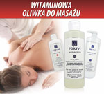 "Witaminowa oliwka do masażu Rejuvi ""m"" Massage Oil - REJUVI LABORATORY"