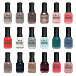 Nowe kolory ORLY Breathable Treatment + Color - ORLY